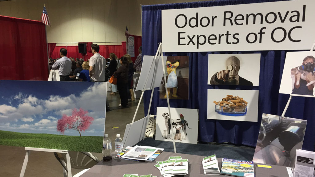 ore at apartment owners association tradeshow