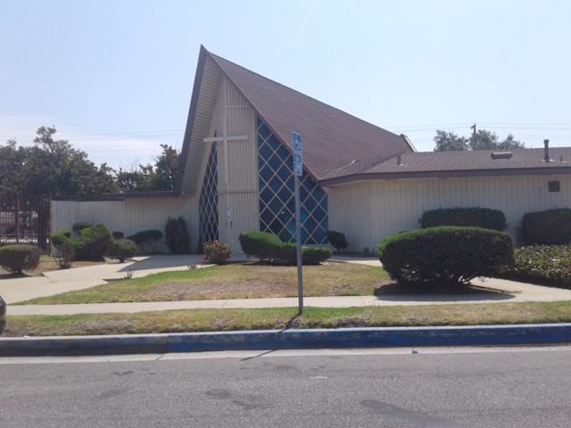 Hollypark Methodist Church in Gardena