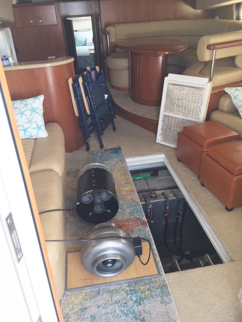 Boat Odor Removal Newport Beach
